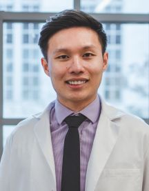 Headshot of Daniel Huang